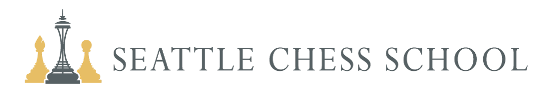 Seattle Chess School logo